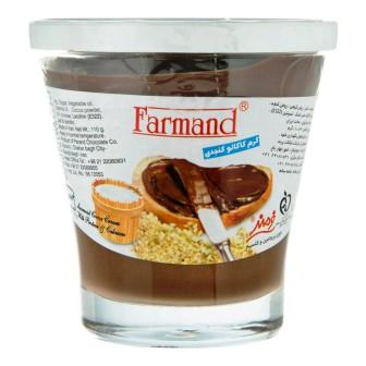 شکلات صبحانه کرم کنجدي 110 گرم فرمند