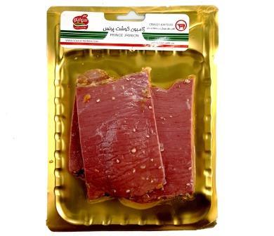 ژامبون گوشت پرنس 90% سوليکو 250 گرم