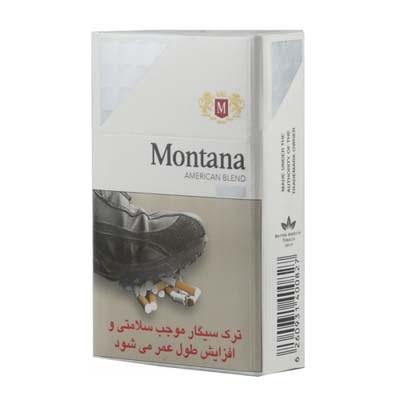 مونتانا نقره اي