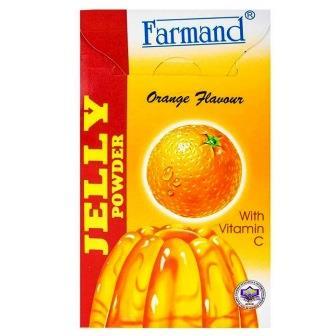 پودر ژله پرتقال فرمند 100 گرم