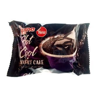 کيک براني با کرم کاکائو هات کول 70 گرم درنا
