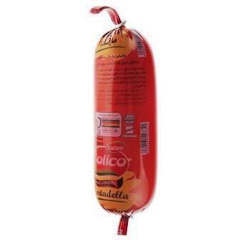 کالباس مارتادلا 40% گوشت مرغ سوليکو 500 گرم