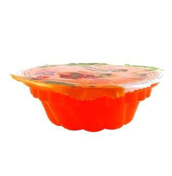 ژله آماده پرتقال خانواده فرمند 555 گرم