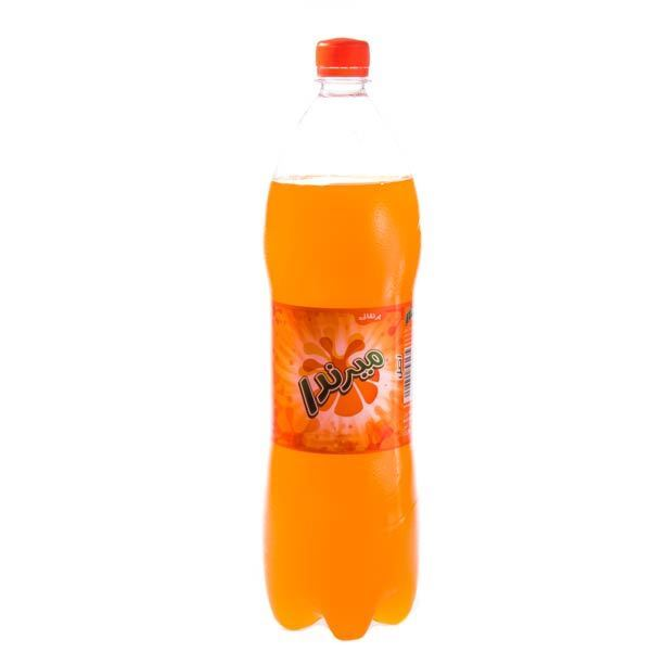 نوشابه ميراندا پرتقالي 1.5 ليتري