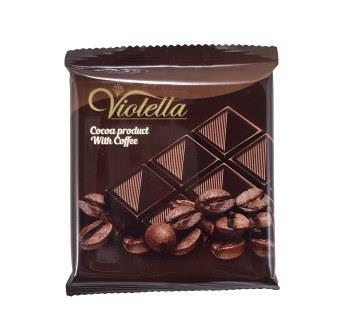 تابلت کاکائويي ويولتا قهوه 55 گرم