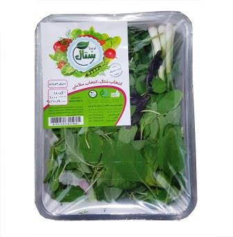 سبزي خوردن ستال 180 گرم