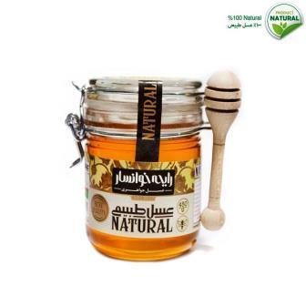 عسل طبيعي  450 گرمي رايحه خوانسار