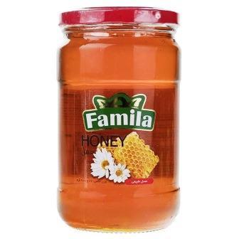 عسل فاميلا 900 گرم