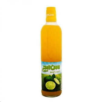 شربت ليمو سن ايچ بطري 780 گرمي