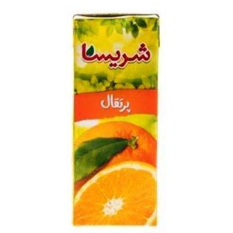 نوشيدني پرتقال 200 سي سي شريسا