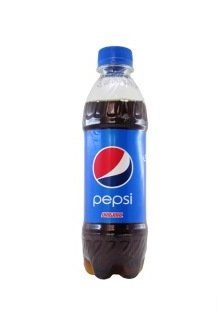 نوشابه پپسی بطری