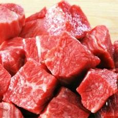 گوشت گوساله ی خورشتی یک کیلو گرم